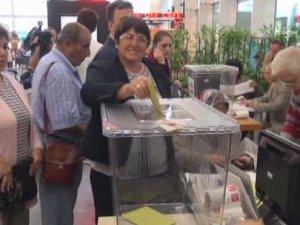 1 Kasım için ilk oylar atıldı