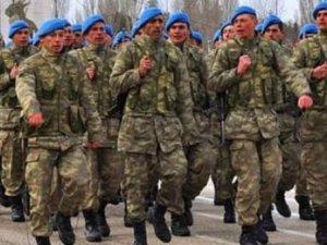 TSK'dan askere uyarı: Güvenli bir yere gönderin