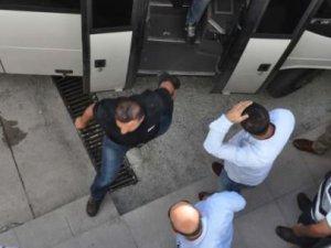 Antalya merkezli terör operasyonu: 11 tutuklama