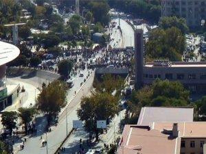 Ankara'da patlama: 30 kişi hayatını kaybetti