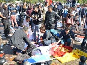 Ankara'da korkunç saldırı: 95 kişi hayatını kaybetti