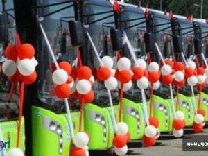 Kocaeli'ne akıllı otobüs!
