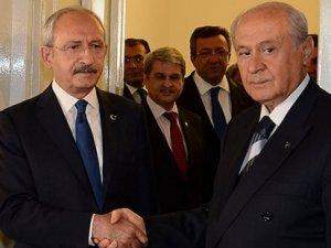 Bahçeli'den Kılıçdaroğlu'nun randevu talebine ret