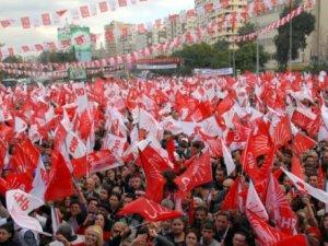 CHP mitingleri 14 Ekim'e kadar iptal etti