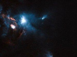 Uzayda gizemli objeler bulundu
