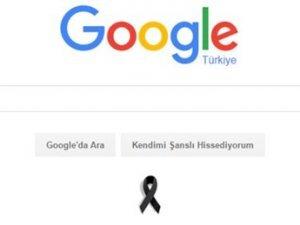 Google, Ankara'daki patlamaya sessiz kalmadı
