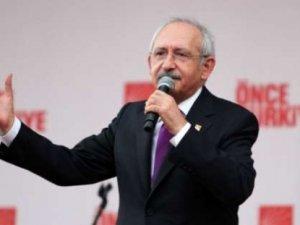Kılıçdaroğlu: Ankara'da ölenlerin şehit sayılması için kanun teklifi vereceğiz