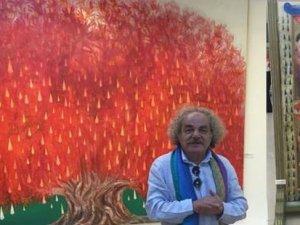Ressam Muzaffer Akyol, Gezi'yi ölümsüzleştirdi