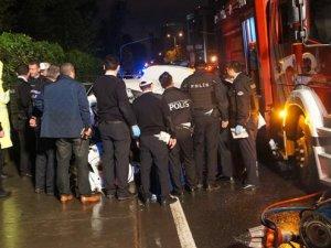 Sarıyer'de feci kaza: 2 kişi öldü