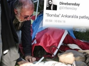 Bomba patlayacak tweeti atanlar gözaltında!