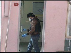 Beyoğlu'nda PTT şubesinde silahlı soygun