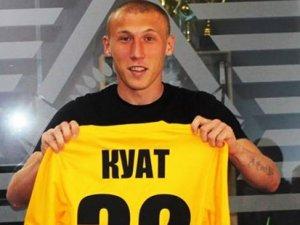 Türkiye'nin konuştuğu futbolcu: İslambek Kuat