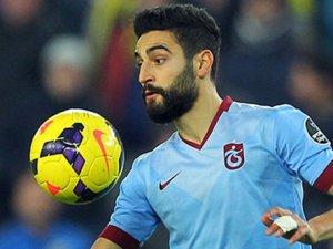Trabzonspor'da Mehmet Ekici krizi