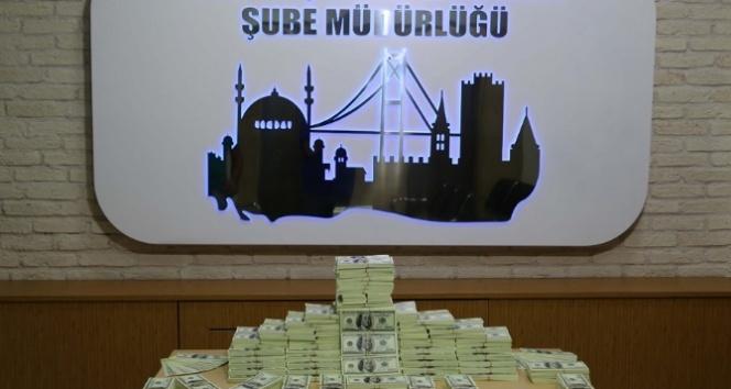 2 Milyon 180 bin lira tutarında sahte dolar ele geçirildi