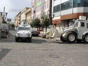 Diyarbakır'ın 2 ilçesinde sokağa çıkma yasağı