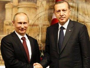 Erdoğan ve Putin biraraya gelecek