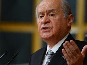 Devlet Bahçeli: Esas istifa etmesi gereken hükümettir