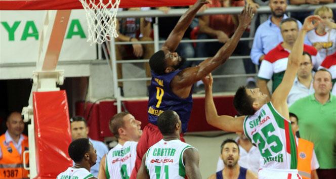 Kaf-Kaf, Barça'yı ezdi