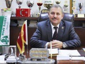 AK Partili Kestel Belediye Başkanı'na makamında silahlı saldırı