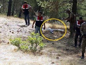 TSK: Sınırda hava aracı düşürüldü