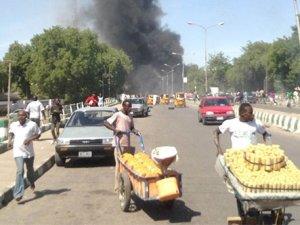 Nijerya'da canlı bomba saldırısı