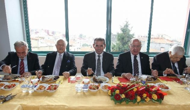 Galatasaray 110. yılını kutladı