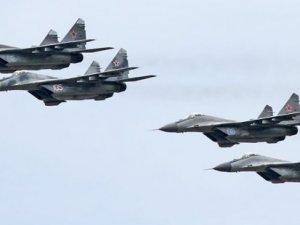 Rusya: Son 24 saatte 49 IŞİD hedefini vurduk