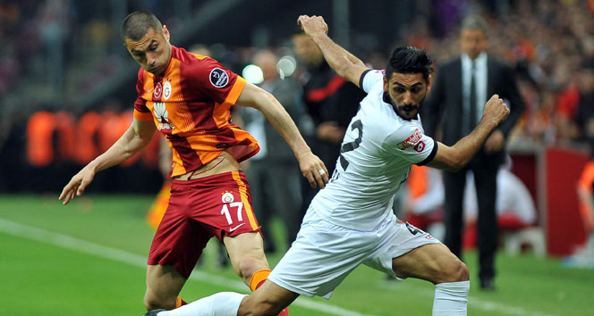 Galatasaray-Gençlerbirliği maçının 11'leri