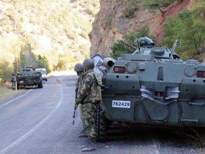 Tunceli'de hain saldırı: 2 asker şehit oldu
