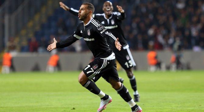 Beşiktaş: 1-0 :Çaykur Rizespor