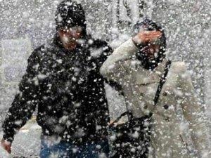 Son yılların en soğuk kışı geliyor