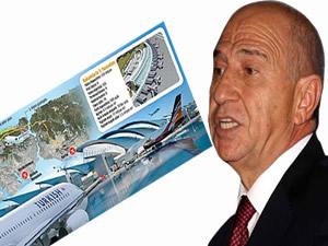 Nihat Özdemir: 3. Havalimanı 2018'in ilk çeyreğinde açılacak