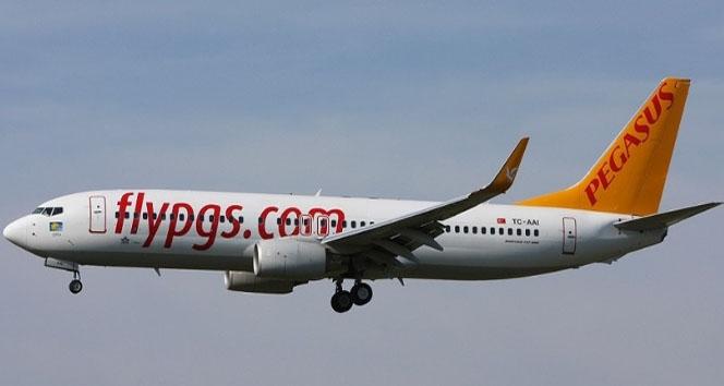 Pegasus'tan geri dönen uçakla ilgili açıklama