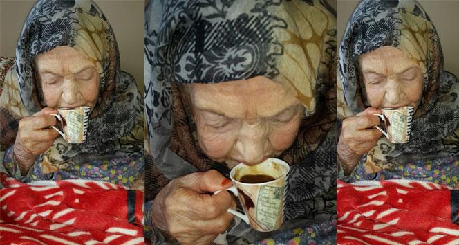 Bir asırlık Esma ninenin gribe karşı doğal mücadelesi