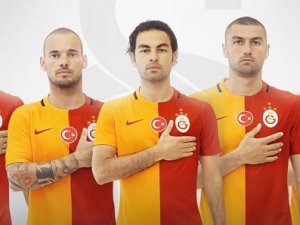 Galatasaray'a forma sponsoru!