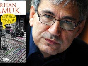 Orhan Pamuk Londra'da 1 numara