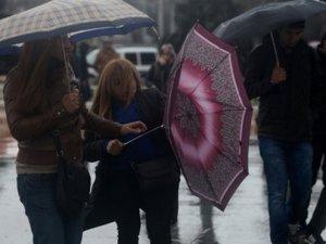 Meteoroloji uyarı: Şiddetli yağış geliyor