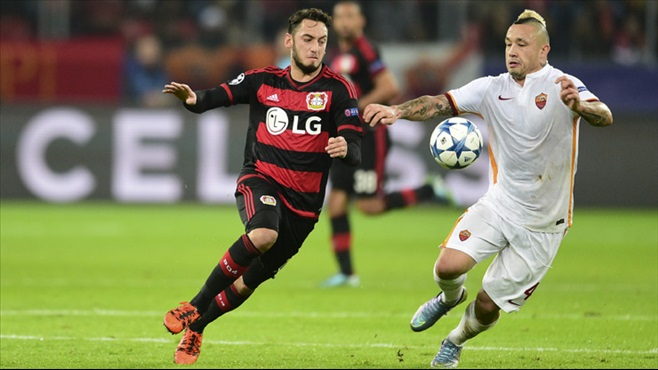Bayer Leverkusen: 4-4 :AS Roma