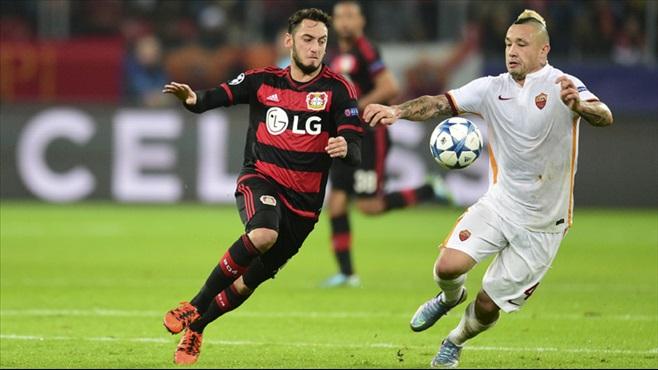 Bayer Leverkusen: 4-4 :AS Roma