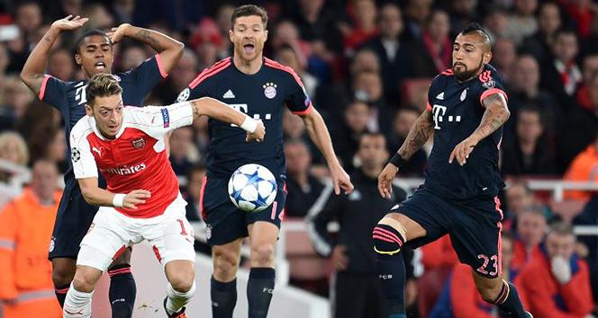Cüneyt Çakır'ın yönettiği maçı Arsenal kazandı