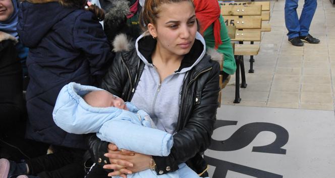 Mülteciler iki defa ölümden döndü
