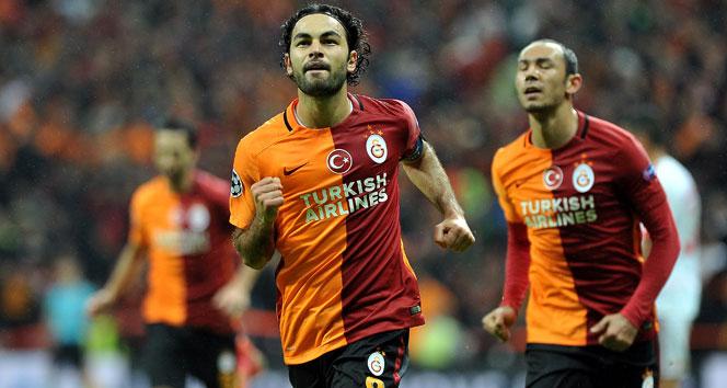 Benfica'yı 2-1 yenen Galatasaray ilk galibiyetini aldı