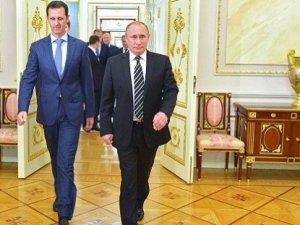 ABD'den Esad'ı ağırlayan Rusya'ya kınama