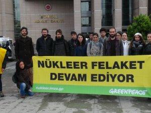 Greenpeace davası ertelendi