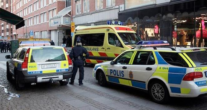 İsveç'te okula kılıçlı saldırı: 5 yaralı