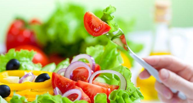 Akdeniz diyeti Alzheimer'ı önlüyor