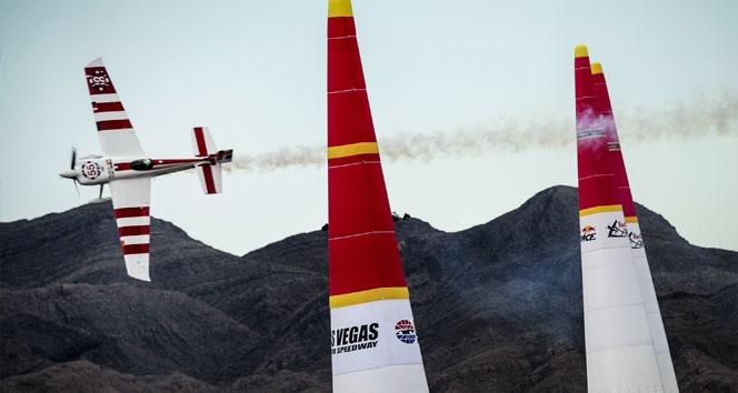 Paul Bonhomme, üçüncü kez Red Bull Air Race şampiyonu
