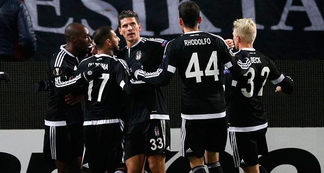 Beşiktaş 1 puana razı