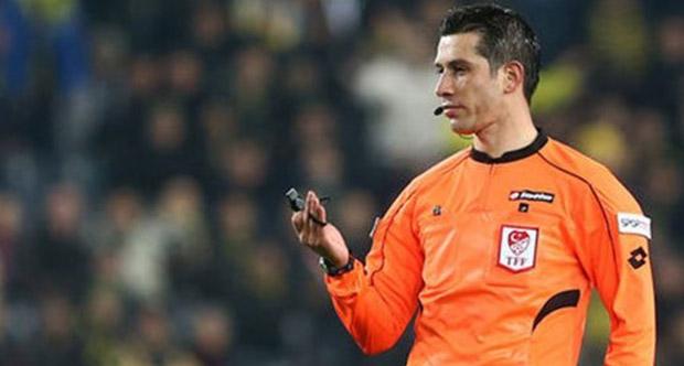 Fenerbahçe-Galatasaray maçının hakemi değişmiş