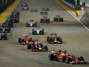 Formula 1 heyecanı ABD'de sürecek